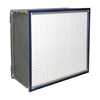 Air and HVAC Filters: Flanders - Alpha 95 - 24x12x11-1/2, MERV Rating : 17