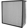 Air and HVAC Filters: Flanders - Alpha 95 - 24x24x5-7/8, MERV Rating : 17