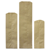 Clean and Green: General Grocery Pint-Sized Paper Bags for Liquor Takeout