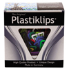 paper clips: Baumgartens Plastiklips Paper Clips