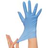 Diamond Gloves Diamond Advance Blue Nitrile Examination Gloves, Large BAY BMCBPF40L