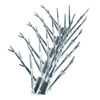 Bird-x Polycarbonate Bird Spikes BDX SP-25-N