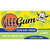 Glee Gum Lemon Lime-Sugar Free BFG 01529