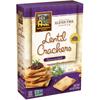 Mediterranean Snacks Rosemary Herb Crackers BFG 06297
