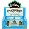 Go Raw Live Pumpkin Bar BFG 65956