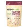 Cookies Treats Bars Dried Fruit: Woodstock Farms - Organic Shredded Coconut