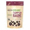 Cookies Treats Bars Dried Fruit: Woodstock Farms - Organic Jumbo Thompson Raisins