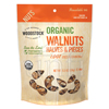 organic snacks: Woodstock Farms - Organic Walnuts