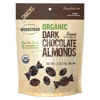 Woodstock Farms Dark Chocolate Almonds BFG 06769