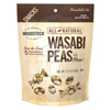Woodstock Farms Natural Wasabi Peas BFG 06813