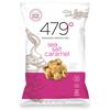 organic snacks: 479 Popcorn - Sea Salt Caramel Popcorn - Small Pouch