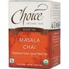 Choice Organic Teas Masala Chai BFG 25378