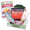 Quick Meal Meals: Gopicnic - Turkey Stick Crunch Snack Pack