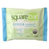 Squarebar Cocoa Coconut Organic Protein Bar BFG 27982