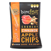 Bare Fruit All-Natural Cinnamon Apple Chips BFG 32153