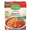 Pacific Natural Foods Pasta Os All Natural BFG 35109