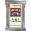 Boulder Canyon Sea Salt & Cracked Pepper Kettle Chips BFG 35787