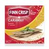 Finn Crisp Dark Crackers with Caraway BFG 36043