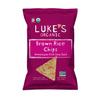 Luke's Organic Brown Rice Multigrain Chips BFG 36923