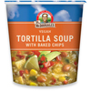 Dr. McDougall's Tortilla Soup with Baked Chips Big Cup Gluten Free BFG 39607
