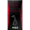 Pascha Passionately Pure-Organic Dark Chocolate 70%, Fair Trade BFG 45936