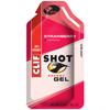 Clif Bar Strawberry Clif Shot Energy Gel with Caffeine BFG 53073