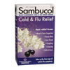 Sambucol Black Elderberry Cold and Flu Relief - 30 Lozenges BFG 53123