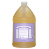 Clean and Green: Dr. Bronner's - Lavender Pure-Castile Liquid Soap - 1 Gallon