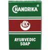 soaps and hand sanitizers: Chandrika - Ayurvedic Bar Soap