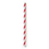 Clean and Green: Susty Party - Red Striped Straws