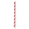 Susty Party Red Striped Straws BFG 60395