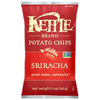 Kettle Foods Sriracha Chips BFG 61815