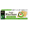 chips & crackers: Edward & Sons - Exotic Rice Toast Jasmine & Spring Onion Crackers