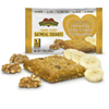 Corazonas Banana Walnut Oatmeal Squares BFG 64070