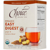 Choice Organic Teas Easy Digest Tea BFG 67322