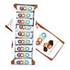 Candy Chocolate Bars: OCHO - Caramel & Peanut Organic Candy Bars