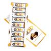 Candy Chocolate Bars: OCHO - Peanut Butter Organic Candy Bars