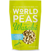 organic snacks: World Peas - Nagano Wasabi Pea Snack