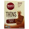 Mary's Gone Crackers Thins BFG 80166