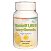 Vitamins OTC Meds Vitamin D: Rainbow Light - Sunny Gummies, Vitamin D, 1000 IU