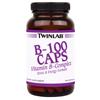 Twinlab B Vitamins, B Complex - B100 BFG 80382