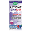 Cough Cold Cough Syrup: Nature's Way - Umcka Cold+Flu Syrup, Berry