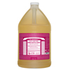 Dr. Bronner's Rose Pure-Castile Liquid Soap - 1 Gallon BFG 83856