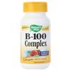 Vitamins OTC Meds Vitamin B: Nature's Way - B Vitamins, B Complex - B100 Complex