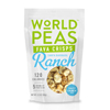 organic snacks: World Peas - Santa Barbara Ranch Fava Crisps