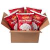 organic snacks: Popcornopolis - Near Naked Popcorn