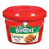 Conagra Foods Chef Boyardee Lasagna and Beef Mircowave Meal BFV AHF04730