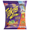 Barcel USA Takis Fuego Rolled Tortilla Chips, Hot Chili Pepper & Lime, 4 oz., 20/CS BFV BAR08796