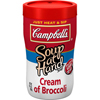 quick meals: Campbell's Soup - Cream of Broccoli Soup At Hand