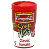 quick meals: Campbell's Soup - Tomato Soup At Hand